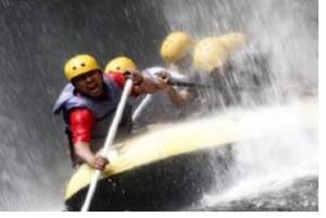 rafting songa