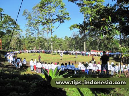 Outbound Training - Bhakti Alam Pauruan
